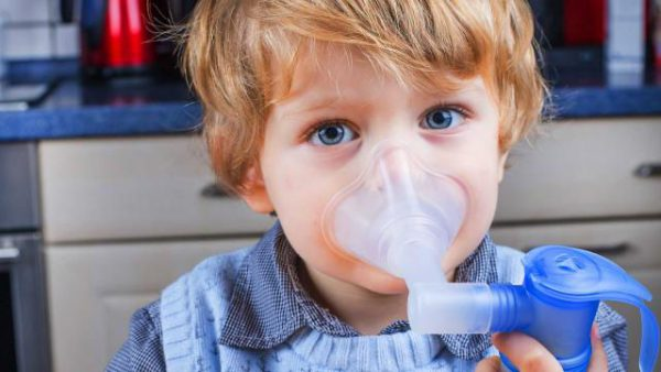 Лікування горла в домашніх умовах у дітей