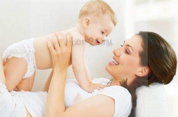 Лечение гайморита при кормлении грудью