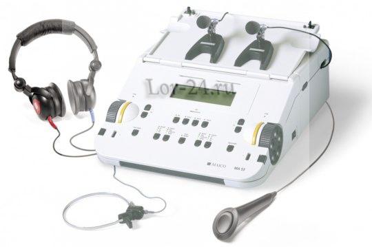 Компьютерная аудиометрия