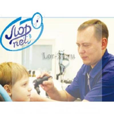 Клиника ЛОР-net