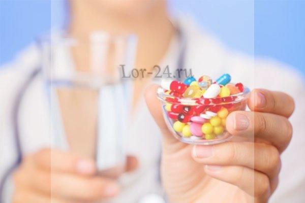 Медикаментозное лечение болезни