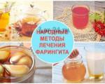 Самые эффективные и действенные рецепты народных средств для лечения фарингита