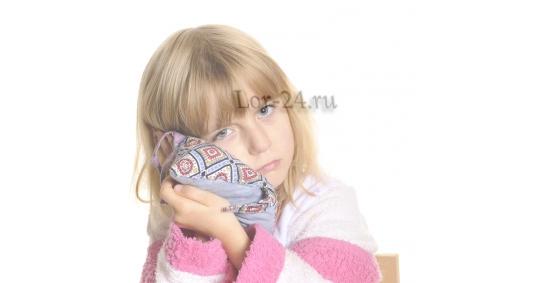 Болит ухо - внутри, снаружи