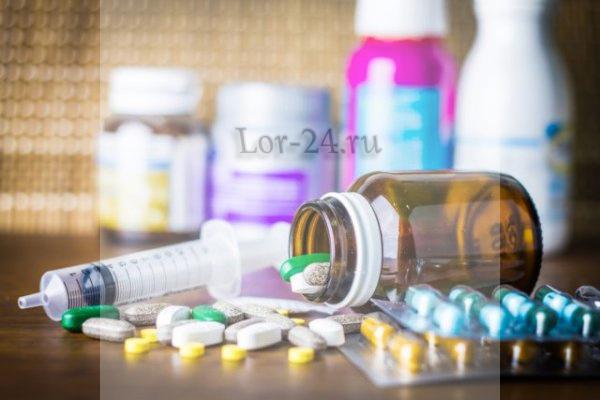 Лечение стрептококка медпрепаратами