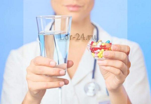Как и чем лечить ринофарингит?