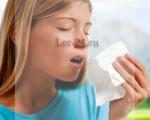 Аллергический кашель, какой он и как его отличить от простудного?