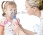 Ингаляции при аденоидах у детей, какими растворами пользоваться при аденоидах?