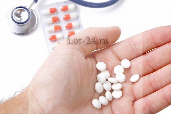 Antibiotik pri trakheite