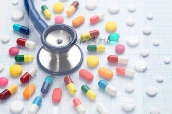 Antibiotiki pri angine u vzroslogo v tabletkakh