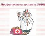 Профилактика гриппа и ОРВИ, какие лучшие способы защиты от заражения вирусными инфекциями?