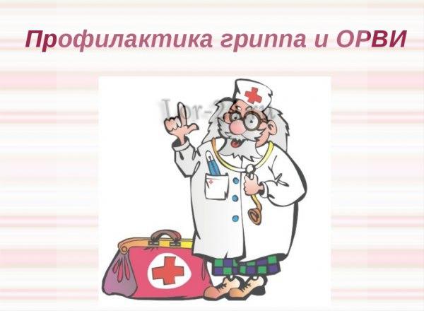 Profilaktika grippa