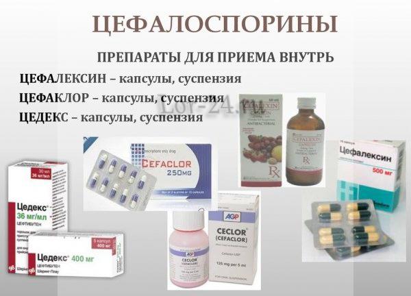 Tsefalosporiny
