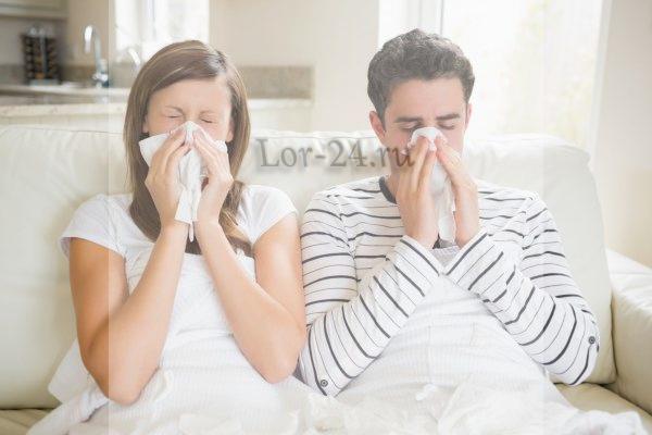 Ostryye respiratornyye zabolevaniya u vzroslykh