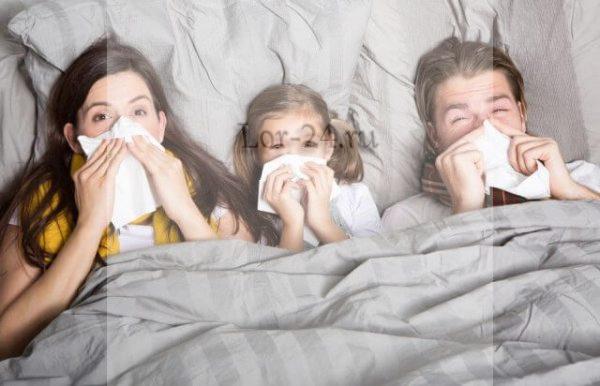 Simptomy ORZ u detey i vzroslykh
