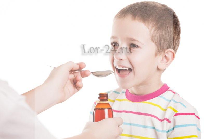 antibiotik pri prostude u detey