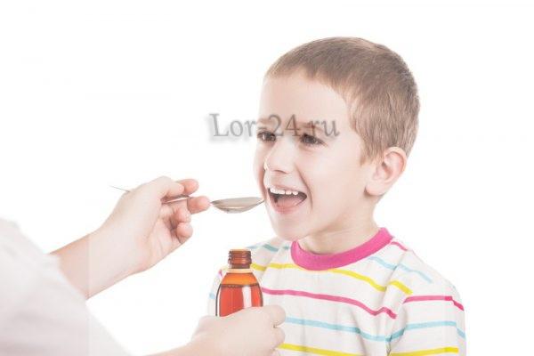 antibiotiki pri sukhom kashle u detey