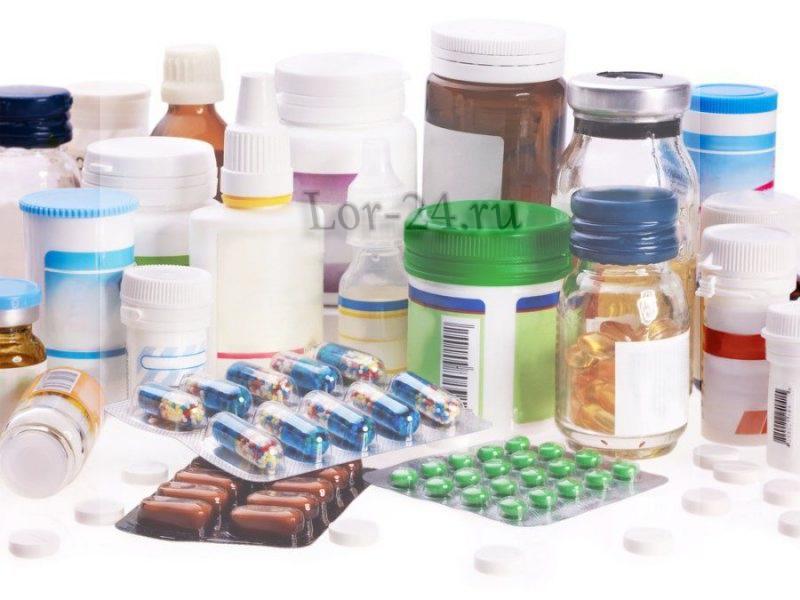protivovirusnyye preparaty