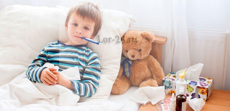protivovirusnyye preparaty dlya detey
