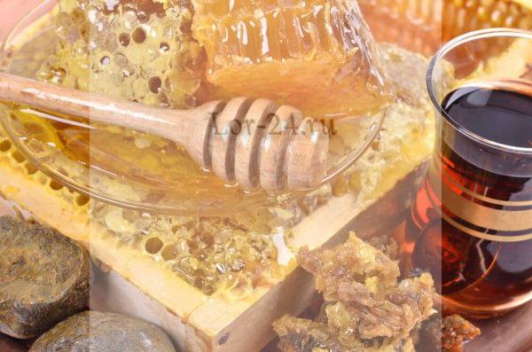 propolis pri tugoukhosti