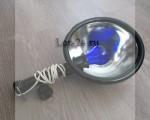 Как правильно греть ухо синей лампой, рефлектором Минина